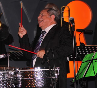 Timbalero Roberto Pla brings His Latin Ensemble to Hideaway