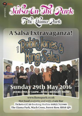 Salsa On The Park, The Llama Park