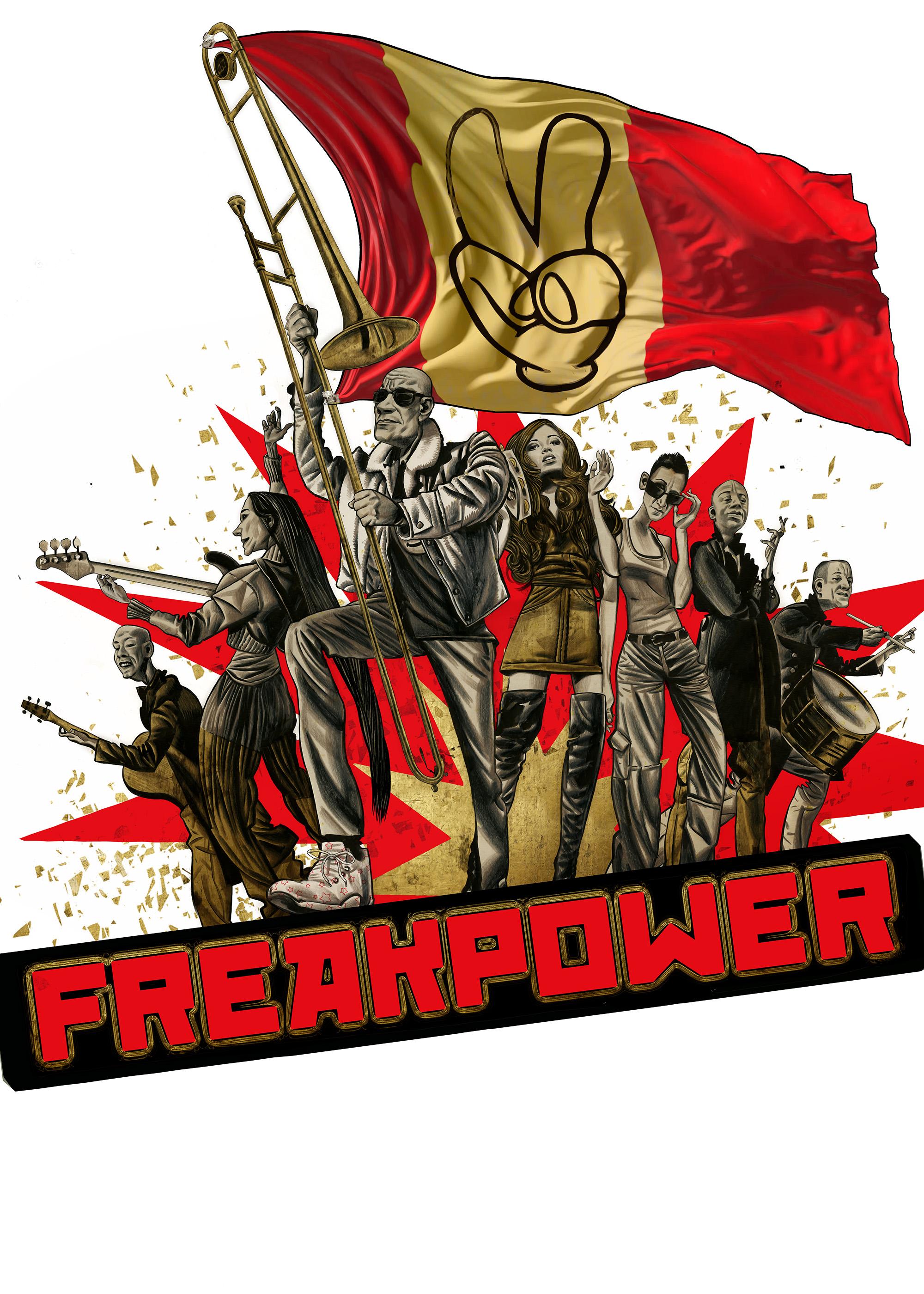 Freak Power at The Underdog, Crucifix Lane. SE1 3JW